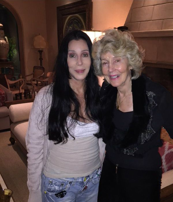 No Need to Turn Back Time: Cher and Her 90-Year-Old Mom Don't Age (This Photo Proves It!) http://stylenews.peoplestylewatch.com/2016/03/15/cher-and-mom-age-defying-photo/