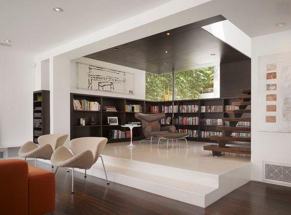 11 причин решиться на черный потолок