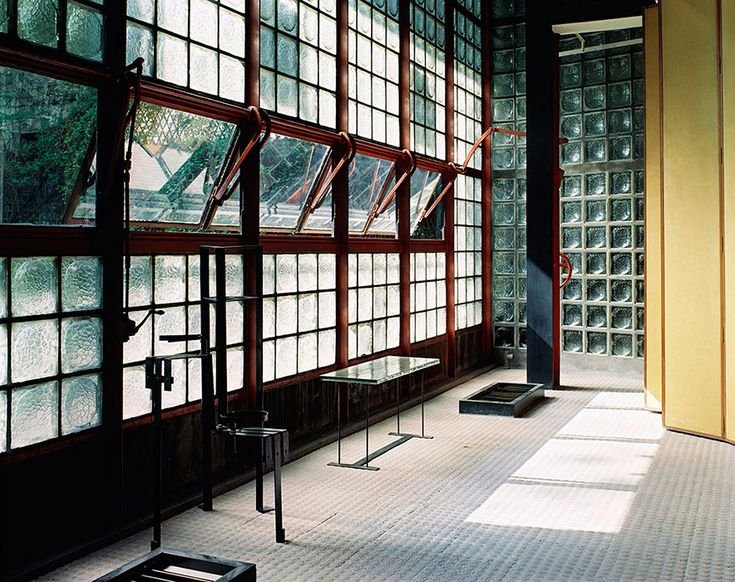 20 best la maison de verre images on Pinterest Architectural - cree sa maison en d