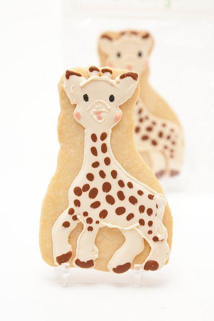 Giraffe #cookies