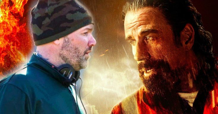 John Travolta & Fred Durst Team for True-Life Stalker Thriller Moose -- Fred Durst will direct Jon Travolta as an aging movie obsessed stalker who throws himself into the laugh of his favorite actor in Moose. -- http://movieweb.com/moose-movie-john-travolta-director-fred-durst-limp-bizkit/