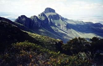 Australian high country mountains pics   Mountain Walks from Stirling Range Retreat