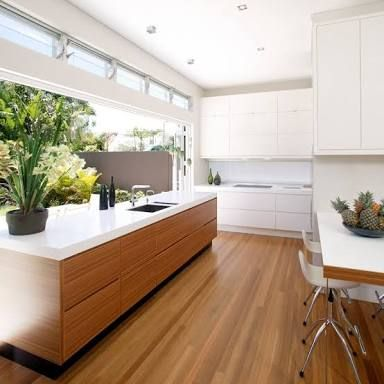 Image result for kitchen island with corian top
