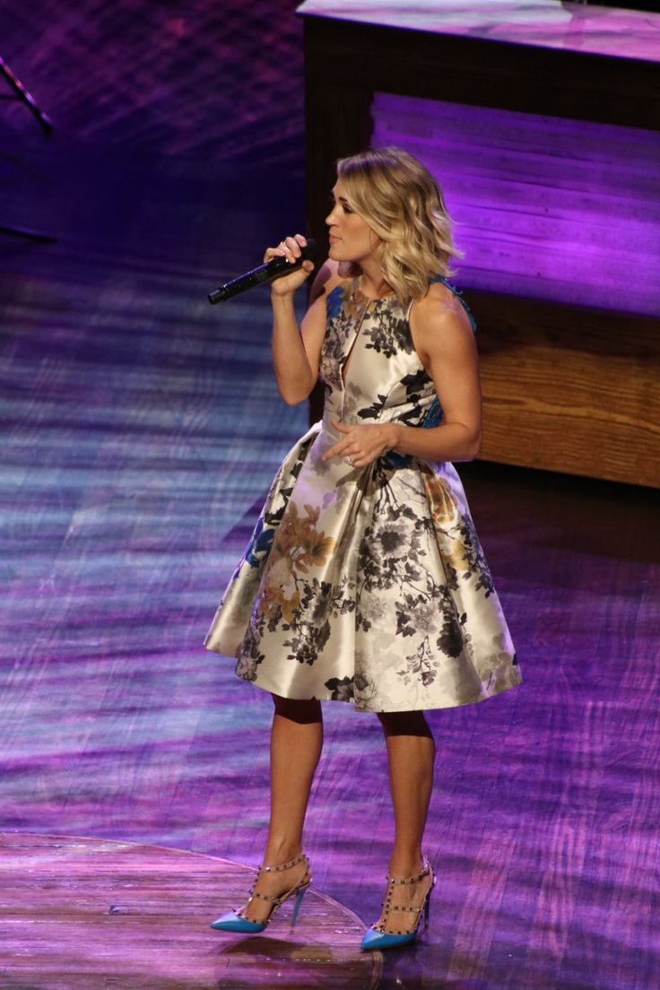Carrie Underwood - Grand Ole Opry (March 24 + 25) - Page 7