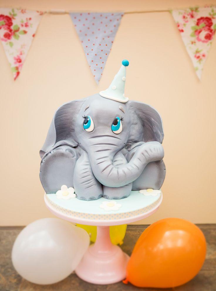 how to make a sugar paste elephant