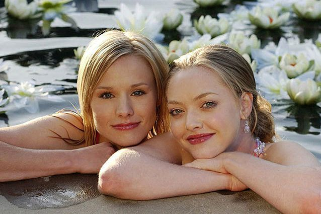 Veronica + Lily (Kristen + Amanda)