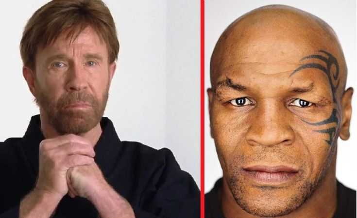 When Chuck Norris Hassled Mike Tysons Wife The Way Iron Mike Dealt With Him? BEYOND BRUTAL