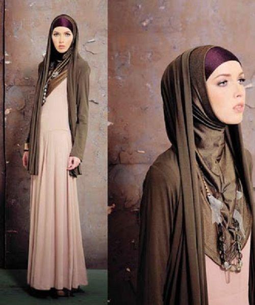 Moda 2012 Hijab Fashion