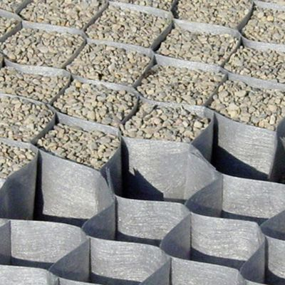 Geogrid Soil Reinforcement Dupont Groundgrid Ground