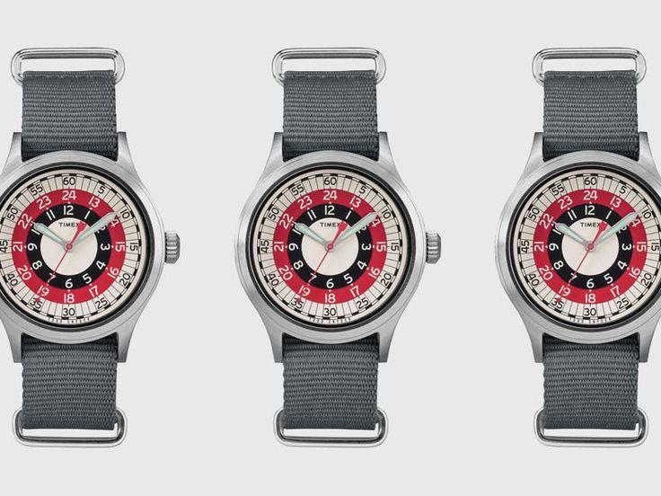 Todd Snyder  Timex Mod Watch