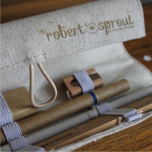 Eco friendly stationery wrap www.robertsprout.co.za
