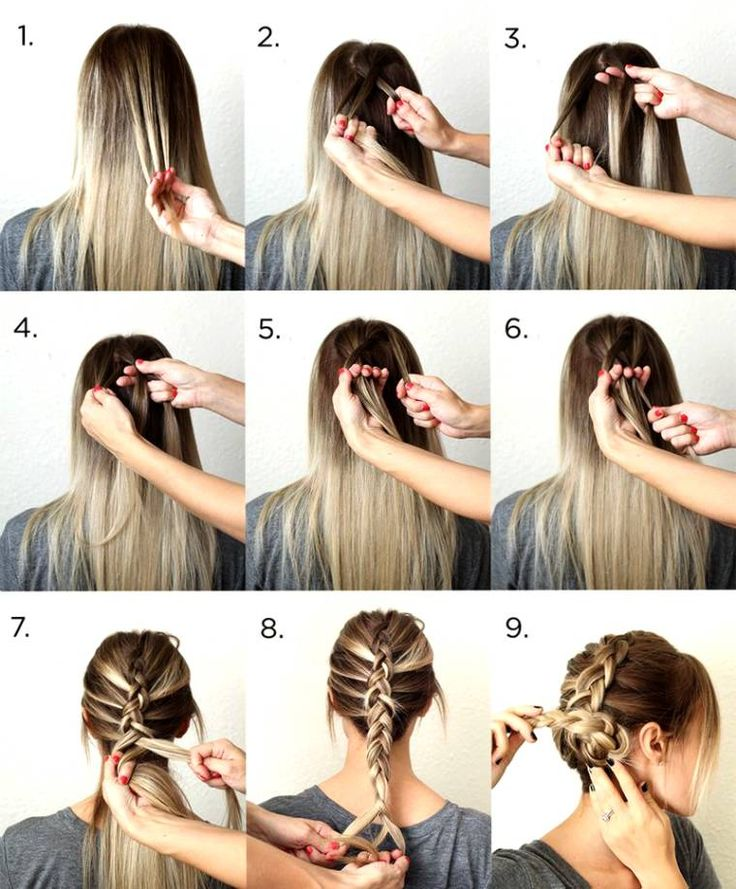 Sensational 1000 Images About Hair Styles On Pinterest Easy Hairstyles Short Hairstyles For Black Women Fulllsitofus