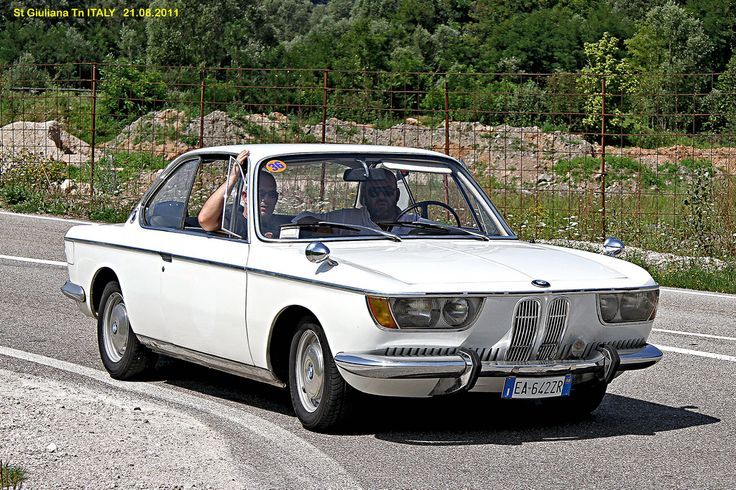 BMW  2000 CS year 1969 | by marvin 345