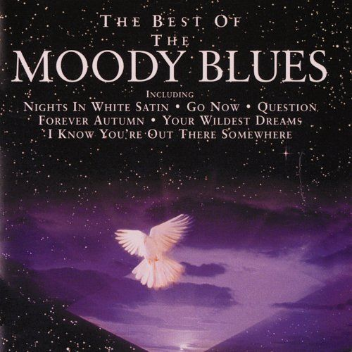 1  The Best Of The Moody Blues Audio CD