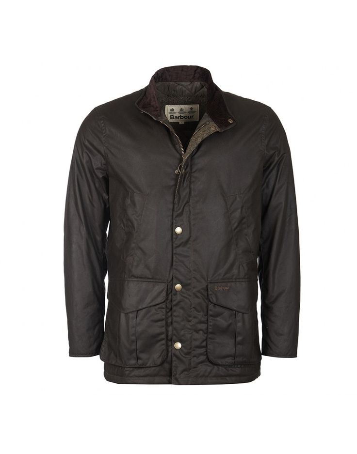 The Hereford wax jacket from Barbour is an exceptional outdoor piece perfect for long walks or city escapes. Featuring the same timeless rural inspiration which has made Barbour the icon they are, this Barbour wax jacket is a great investment piece for any man's wardrobe.