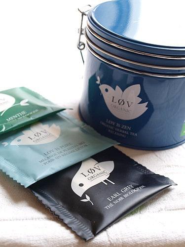 Lov is Zen + samples - Lov Organic