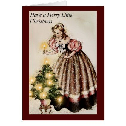 Have Yourself a Merry Christmas Greeting Card - merry christmas diy xmas present gift idea family holidays