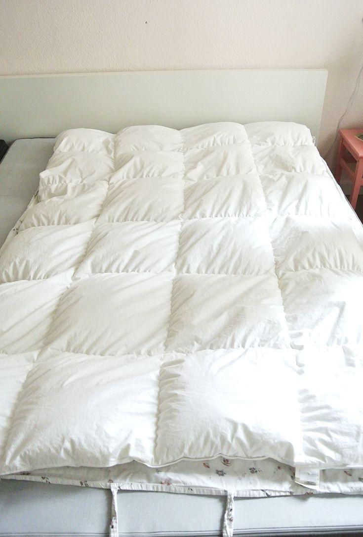 Betten Beziehen Kennst Du Schon Diese Methode Bett Bett