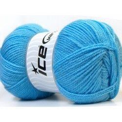 Super Baby kék fonal