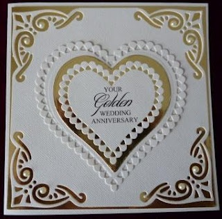 This could be in 3 places, but I recognize the heart as a Nellie Snellen die cut. Beautiful
