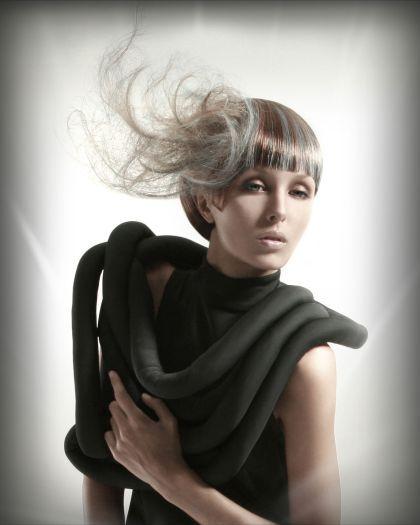 For Caili , inexspensive hair school. Also does mise en plis. Pure école de