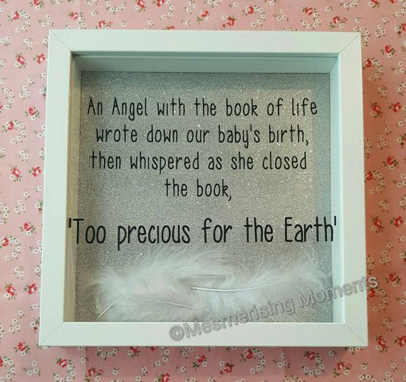 Angel with the book of life baby memorial gift https://www.etsy.com/uk/listing/292391085/an-angel-with-the-book-of-life-wrote