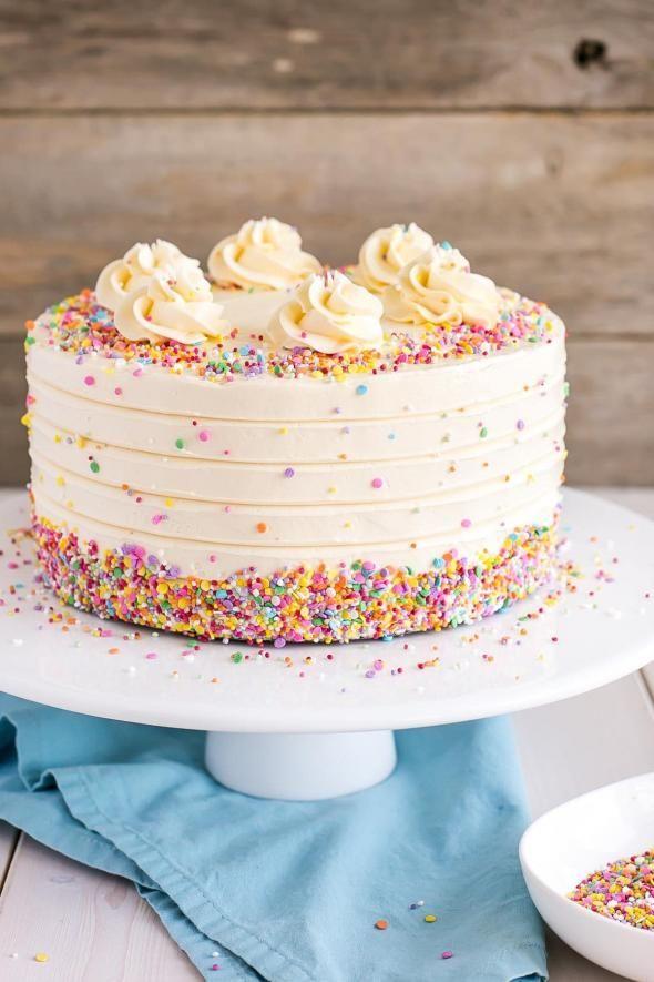 51 Birthday Cake Recipes