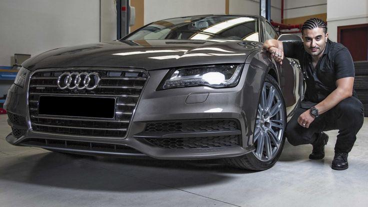 UAE's Celebrity RJ Kris Fade named Audi Middle East's Brand Ambassador.  READ MORE: http://smf-blog.com/kris-fade-x-audi-uae/