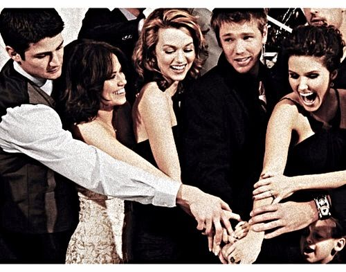 One Tree Hill! LOVE this show!
