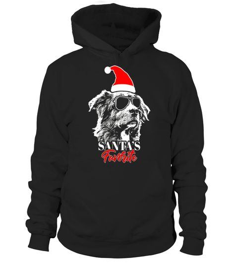 "# Australian Shepherd Santa's Favorite Funny Christmas T-Shirt .  Special Offer, not available in shops      Comes in a variety of styles and colours      Buy yours now before it is too late!      Secured payment via Visa / Mastercard / Amex / PayPal      How to place an order            Choose the model from the drop-down menu      Click on ""Buy it now""      Choose the size and the quantity      Add your delivery address and bank details      And that's it!      Tags: Funny Christmas shirt…"
