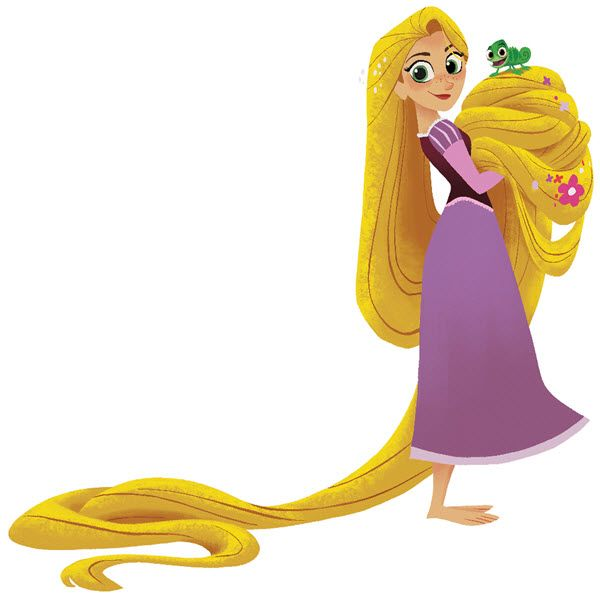 Rapunzel swings into action with the premiere of the Disney Channel Original Movie Tangled Before Ever After! Get ready to watch on Friday, March 10, and t