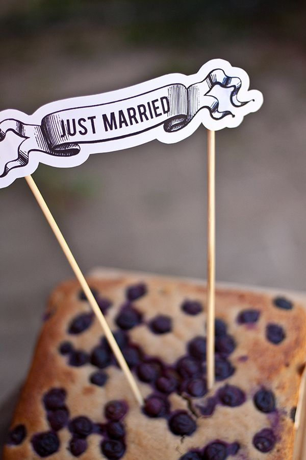 61 best free wedding stuff images on pinterest free printables swooned category free printable just married junglespirit Choice Image