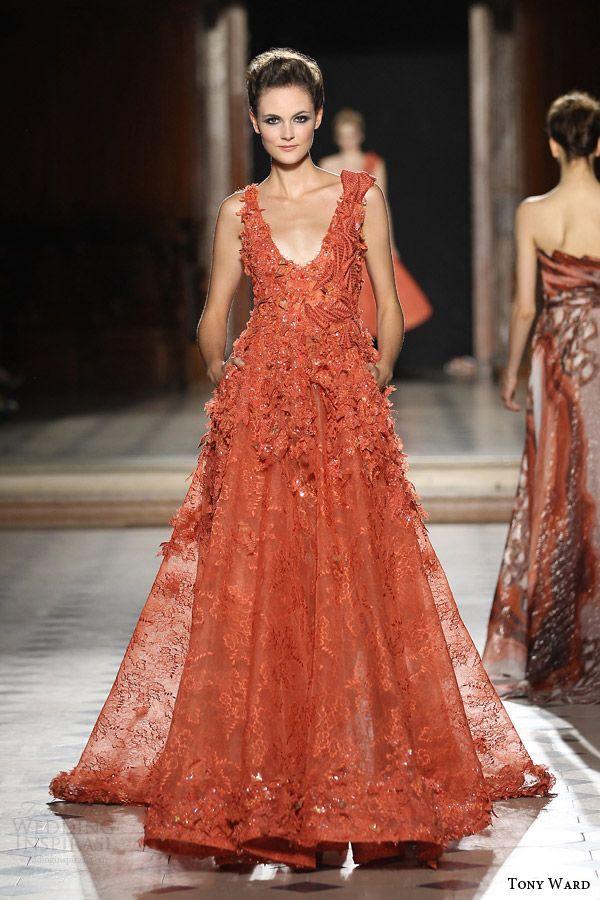 Tony Ward Fall/Winter 2015-2016 Couture Collection | Wedding Inspirasi:
