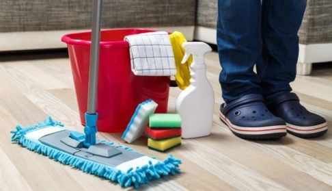 Provide Laundry Care With Your Housekeeping Service Clean House Clean Office House Cleaning Prices