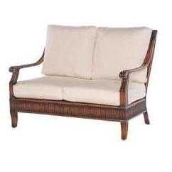 Parthenay loveseat 4 pc. replacement cushion, Item#: 5823