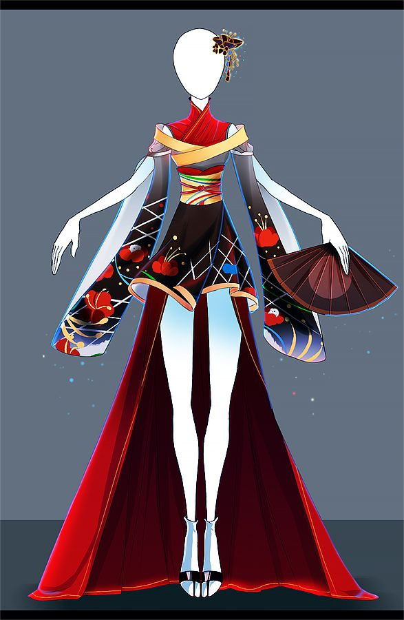 Adoptable outfit #38 - [Auction - CLOSED] by Eggperon.deviantart.com on @DeviantArt