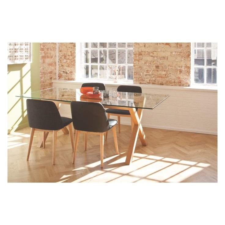 kilo white metal console table the noa dark grey upholstered dining chair