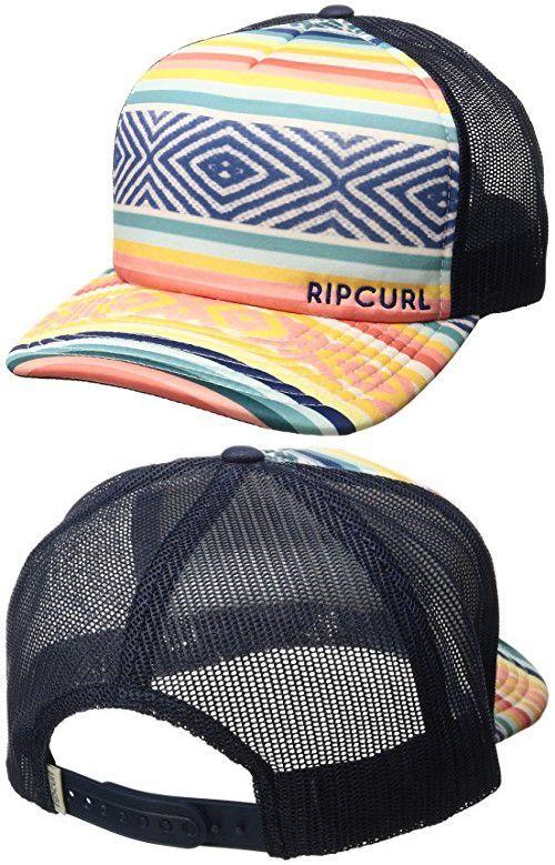 Rip Curl Junior s Sun Gypsy Trucker Hat 61cecdb559a6