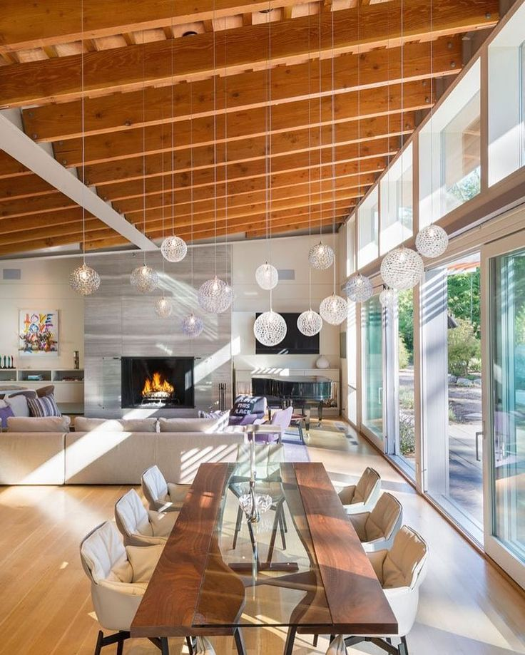 Flavin Architects Designed The Tanglewood House In #Massachusetts