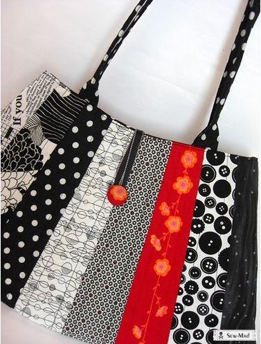 Bolso con excelente diseño y colores