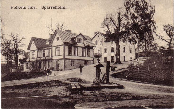 Folkets Hus 1906