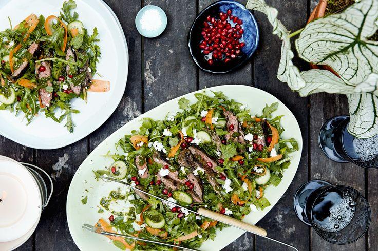 12 Reasons Steak Belongs on a Salad