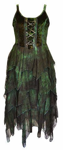 Jordash Tie Dye/Plain Gothic Velvet/Georgette Layered Zig-zag Lace-up Dress JD/DR/1981 Womens Festival Halloween Samhain Witch Vampire Solstice Goth Fairy Jordash, http://www.amazon.co.uk/dp/B00AHAWUEM/ref=cm_sw_r_pi_dp_GKGmtb0VHWWYH