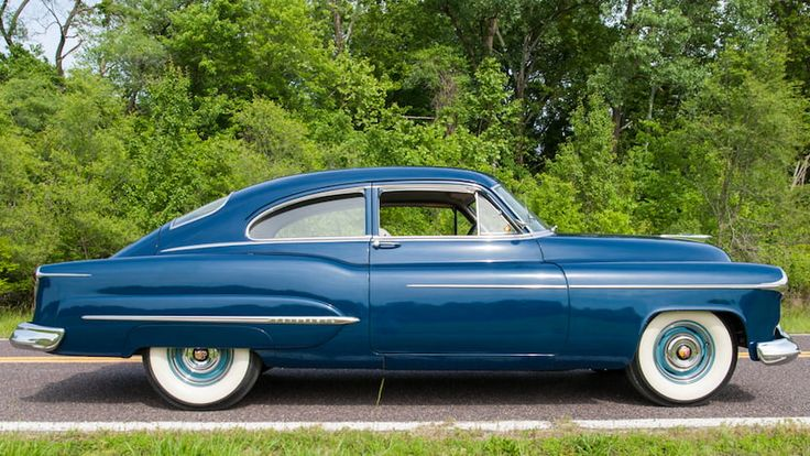 1950 Oldsmobile 98 Deluxe Club Sedan - 2