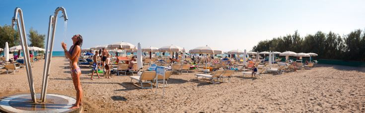 #sun and #beach: a perfect #holiday.