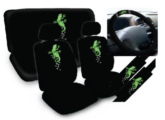 Green Seat Covers