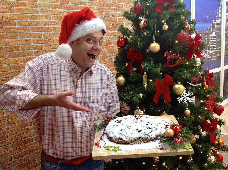 Nejchutnější recept na pravá vánoční Drážďanská štola, Originální recept...