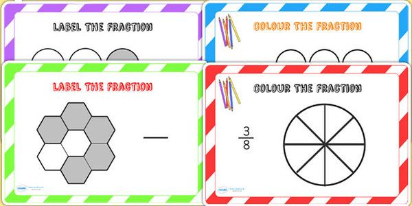 Fractions Shopping Role Play Pack - fractions, shopping