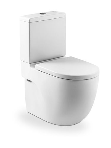 Roca Meridian-N Compact Close Couple WC Suite