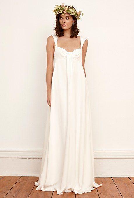 Wedding dress by Savannah Miller Bridal